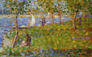 Seurat Sailboat